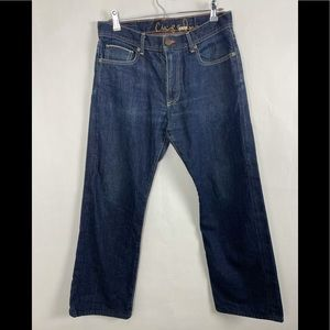 Chip & Pepper Pickle Wagon Selvage Jeans sz 33x30